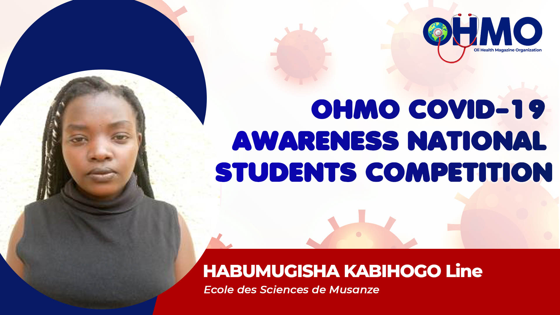 Impact Of COVID19 On Mental Health And How To Cope With It - HABUMUGISHA KABIHOGO Line from Ecole des Sciences de Musanze (ENTRY 49)